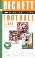 Official 2004 Price Guide to Football Cards