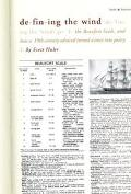 Defining the Wind The Beaufort Scales, and How a Nineteenth-Century Admiral Turned Science i...