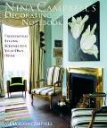 Nina Campbell's Decorating Notebook Insider Secrets and Decorating Ideas for Your Home