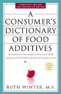 Consumer's Dictionary of Food Additives Descriptions in Plain English of More Than 8,000 Ing...