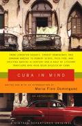 Cuba in Mind An Anthology