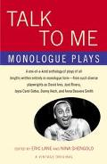 Talk to Me Monologue Plays