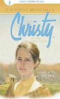 Christy Juvenille Fiction Series The Bridge to Cutter Gap/Silent Superstitions/The Angry Int...