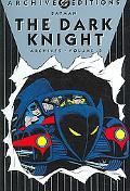Batman The Dark Knight Archives