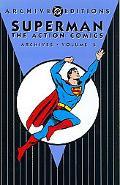 Superman the Action Comics 5