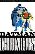 Batman 3 Chronicles