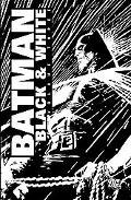 Batman 3 Black and White