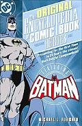 Original Encyclopedia of Comic Book Heroes Batman