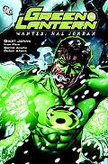 Green Lantern: Wanted Hal Jordan SC