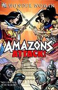 Wonder Woman: Amazons Attack SC