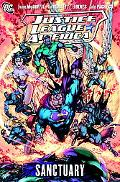 Justice League of America, Volume 4: Sanctuary