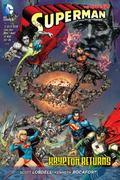 Superman: Return to Krypton (the New 52)