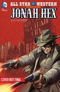 All Star Western Vol. 5: Man Out of Time (The New 52) (All Star Western Featuring Jonah Hex)