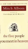 The Five People You Meet in Heaven - Mitch Albom - Mass Market Paperback