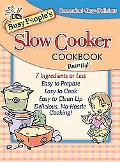Busy People's Slow-Cooker Cookbook