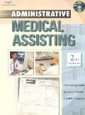 Administrative Medical Assisting (textbook + Workbook + Cd-rom, Package)