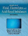 Handbook of Fluid, Electrolyte, and Acid-Base Imbalances