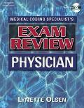 Medical Coding Specialist's Exam Review Physician