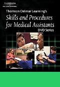 Thomson Delmar Learning's Skills And Procedures For Medical Assistants Emergencies And First...