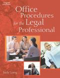 Office Procedures for the Legal Professional (Legal Office Procedures)