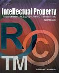 Intellectual Property For Paralegals The Law Of Trademarks, Copyrights, Patents, And Trade S...