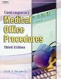 Student Workbook To Accompany Contemporary Medical Office Procedures