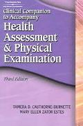 Clinical Companion for Health Assement & Physical Examination