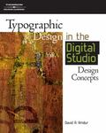 Typographic Design In The Digital Studio Design Concepts