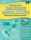 Thomson Delmar Learning's Comprehensive Medical Assisting Administrative & Clinical Competen...