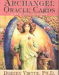Archangel Oracle Cards a 45-Card Deck and Guidebook