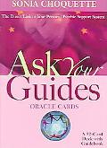 Ask Your Guides Oracle Cards The Direct Link To Your Personal Psychic Support System
