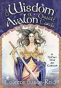 Wisdom of Avalon Oracle Cards A 44-card Deck And Guidebook