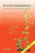 Plant Hormones Biosynthesis, Signal Transduction, Action!