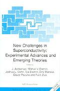 New Challenges In Superconducitivity Experimental Advances And Emerging Theories