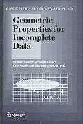 Geometric Properties for Incomplete Data