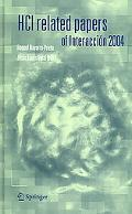 HCI Related Papers of Interaccion 2004