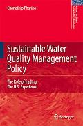 Sustainable Water Quality Management Policy The Role of Trading the U.s. Experience
