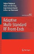 Multi-Band RF Front-Ends with Adaptive Image Rejection