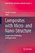 Composites with Micro- And Nano-Structures: Computational Modeling and Experiments with CDRO...