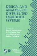 Design and Analysis of Distributed Embedded Systems Ifip 17th World Computer Congress  Tc10 ...