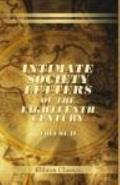 Intimate Society Letters of the Eighteenth Century: Edited by the Duke of Argyll, K. T., Vol. 2