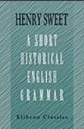 Short Historical English Grammar