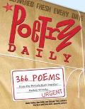 Poetry Daily 366 Poems from the World's Most Popular Poetry Website
