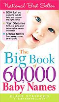 Big Book of 60,000 Baby Names