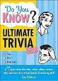 Ultimate Trivia Book