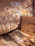 500 Cross-Stitch Blocks