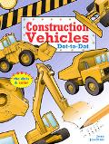 Construction Vehicles Dot-to-Dot
