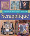 Scrapplique Great Projects from Your Scrapbag