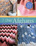 7-Day Afghan Book