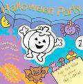 Halloween Party: Mini Magic Color Books
